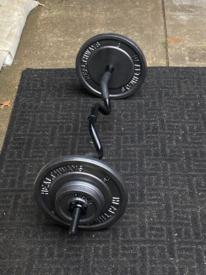 Standard weight set for Sale in Tacoma, WA