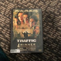 Traffic Dvd for Sale in Portland,  OR