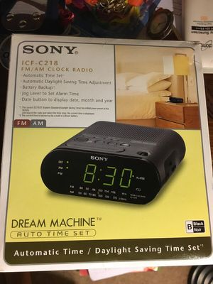 Sony Digital Clock (Alarm,Timer,AM/FMRadio) for Sale in Irving, TX