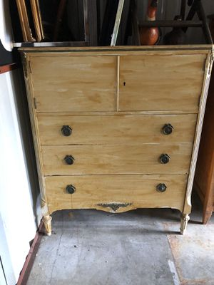 Antique dresser/tallboy for Sale in Tamarac, FL