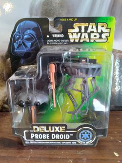 Collectible 1996 Starwars Probe Droid  for Sale in North East, Maryland
