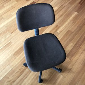 Office chair rolling on five casters for Sale in Seattle, WA