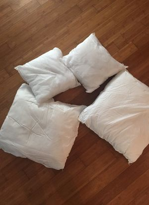 BRAND NEW throw pillows for crafting for Sale in Santa Monica, CA