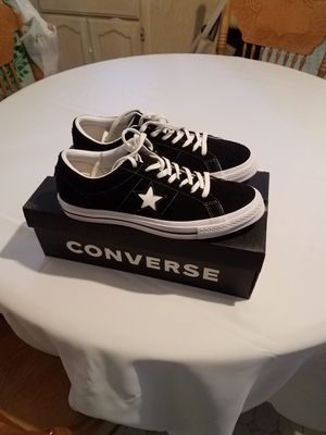 One Star Converse! for Sale in Fresno, CA