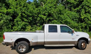 2007 Ford F350 6.0 TURBO DIESEL DUALLY KING RANCH PACKAGE 176K for Sale in Newark, OH