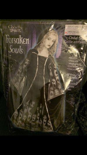 Forsaken Souls costume Size Child Large (12-14) for Sale in Chula Vista, CA
