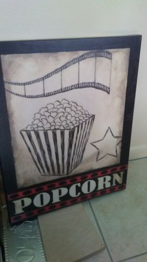 Popcorn at the movies for Sale in Rockledge, FL