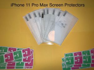 iPhone 11 Pro Max Screen Protector. for Sale in Miami, FL