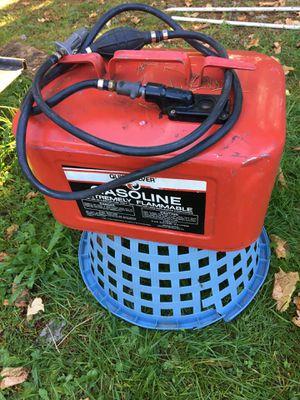 Gas tank. Fuel tank. Mercury outboard. for Sale in Tacoma, WA