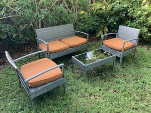 Outdoor patio furniture $ 150 for Sale in Miami, FL