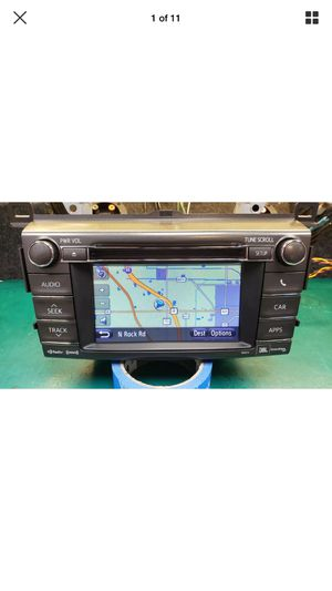 Oem Toyota RAV4 Radio 2013 to 2015 for Sale in Gaithersburg, MD