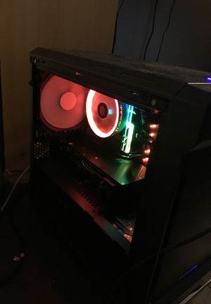 Full Ryzen 3700x and 5700xt gaming computer setup with 144 Hz IPS monitor for Sale in Rowland Heights, CA