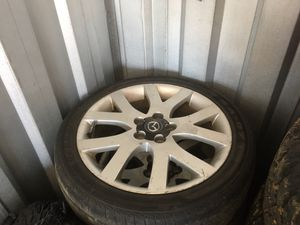 "4 Mazda 18"" rims 5x 114 for Sale in Stanardsville, VA"