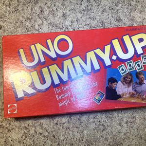 Uno Rummy Up Vintage for Sale in Newnan, GA