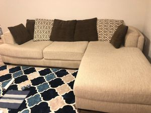 Sectional couch. Comfy for Sale in Boca Raton, FL