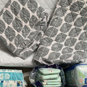 Changing Pad And 2 Covers for Sale in Philadelphia, PA