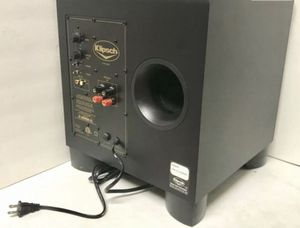 Klipsch Subwoofer & Center Speaker!! 250$!! for Sale in Denver, CO