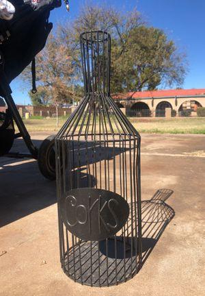 Wine cork holder for Sale in Payson, AZ