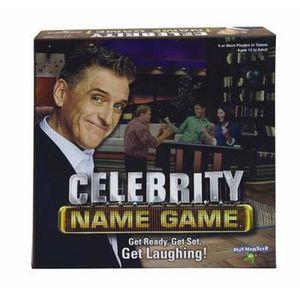 Celebrity Name Game for Sale in Dearing, KS