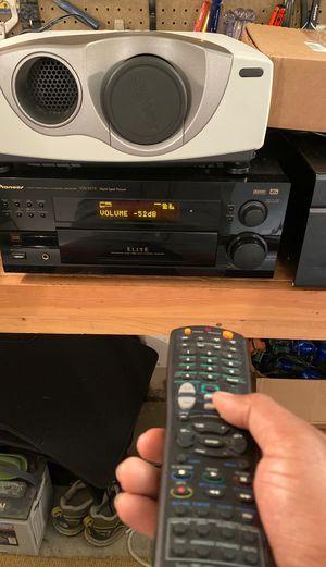 Pioneer VSX-33TX Digital Signal Processor Audio Visual Multi-Channel Receiver for Sale in Bellevue, WA