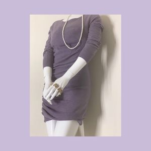 Cashmere sweater Dress long sleeved Purple for Sale in Wenatchee, WA
