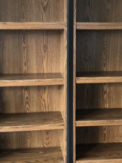 Brown Wood Bookshelves for Sale in Seattle,  WA