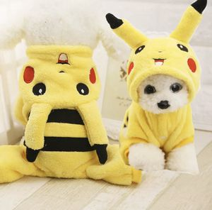 Pikachu Jackets Hoodie for Cats or Dogs for Sale in Deerfield, VA