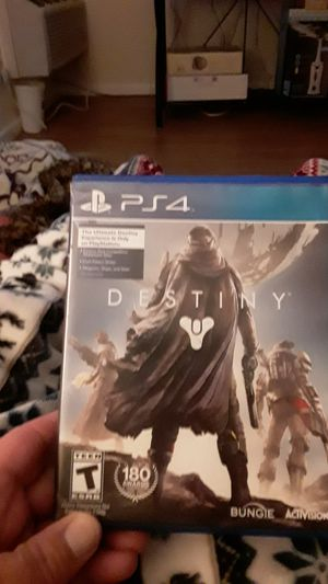 Ps4 destiny for Sale in Kingsport, TN