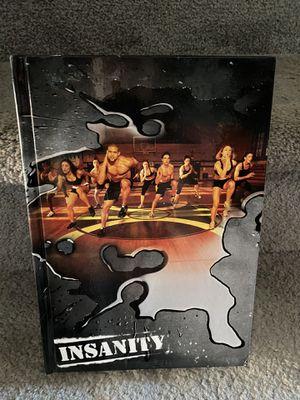 Insanity DVDs set of 10 for Sale in Bensalem, PA
