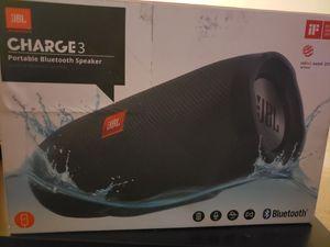 Bluetooth speaker JBL Charge 3 price obo for Sale in Darien, IL