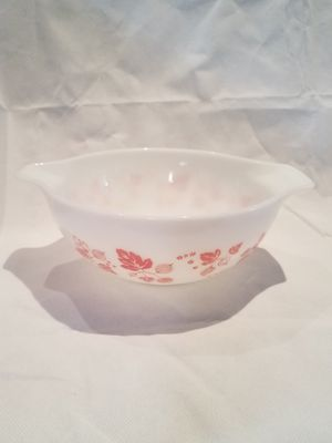 Vintage Pink and White PYREX for Sale in Culver City, CA