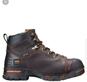 Anti fatigue timberland work boots for Sale in Euclid, OH