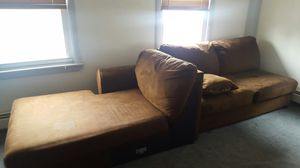 Sectional sofa for Sale in Lowell, MA