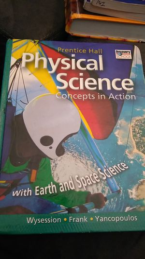 Physical science: Concepts in Action for Sale in Marysville, WA