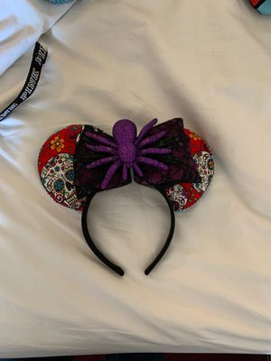 Halloween Minnie ears for Sale in Surprise, AZ