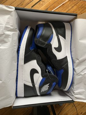 Air Jordan 1 High Royal Toe sizes available for Sale in Philadelphia, PA