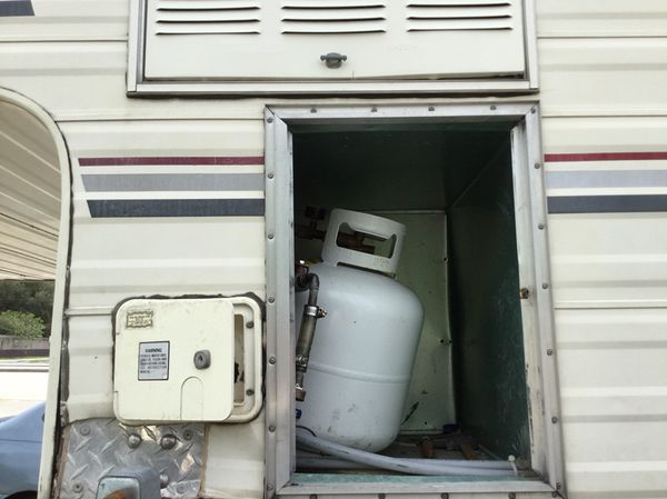 Truck camper $ 800