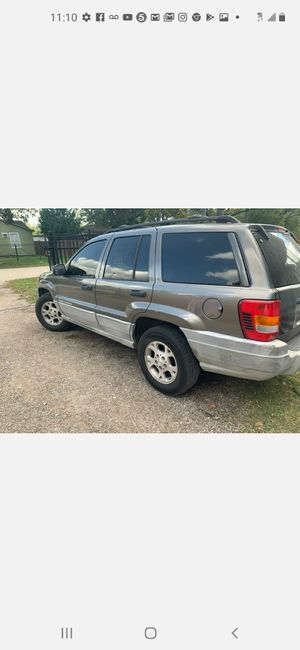 Jeep grand Cherokee parts for Sale in Houston, TX