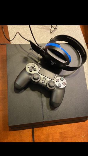 PS4 for Sale in Katy, TX