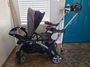 Babytrend Double stroller for Sale in Ceres, CA