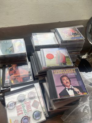 Over 100 cd's. for Sale in Pawtucket, RI