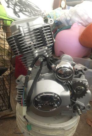 LIFAN 200cc engine BRAND NEW for Sale in Nokesville, VA