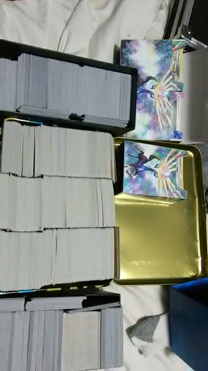 Bulk Pokemon cards includes holos and rev holos for Sale in Hemet, CA