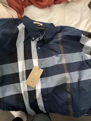 Burberry Shirt for Sale in Rahway, NJ