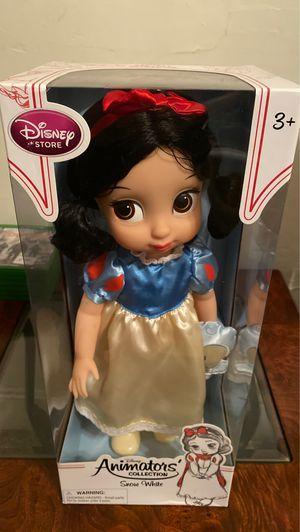 Snow White Disney animators collection. Brand new for Sale in Attleboro, MA
