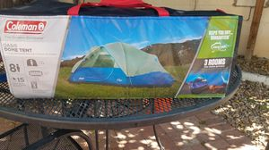 Coleman 8 person Oasis tent for Sale in UNM, NM