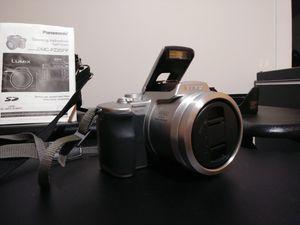 Panasonic Lumix DMC-FZ20PP Digital Camera for Sale in San Diego, CA