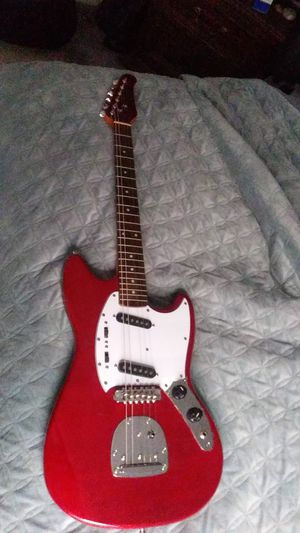 Jay Tursen relpica Fender Mustang for Sale in Lompoc, CA