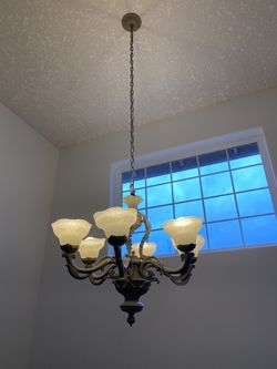 Light fixture entryway chandelier For sale !!!!! I Paid $349 !!!! Make Offer !!!!! for Sale in Troutdale,  OR