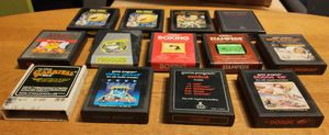 Atari 2600 games for Sale in Middletown, PA